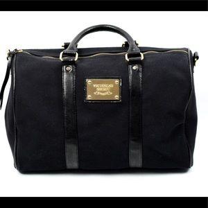 Victoria Secret Signature Overnight Bag